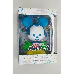 Disney Parks Mickey Neon Iconic Figure Special